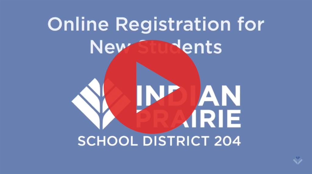 Registration Video Instructions